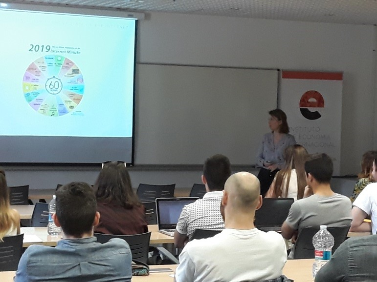 """SEMINARIO: """"New technologies: challenges for firms, markets and policymakers"""""""